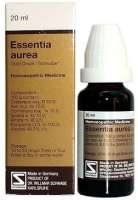 Dr Willmar Schwabe Germany Essentia Aurea Gold Drop