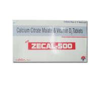 Zecal -500 Tablet