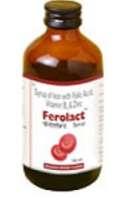 Ferolact Syrup