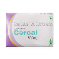Corcal 500mg Tablet