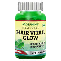 Morpheme Hair Vital Glow  Capsule