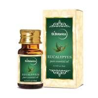 St.Botanica Eucalyptus Pure  Essential Oil