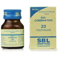 SBL Bio-Combination 23 Tablet