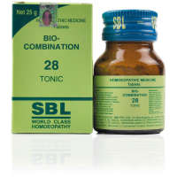 SBL Bio-Combination 28 Tablet