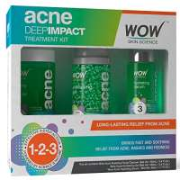 WOW Acne Deep Impact Kit