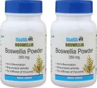 HealthVit  Boswellia 250mg Capsule (Pack OF 2)