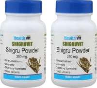HealthVit  Shigruvit  250mg Capsule (Pack OF 2)
