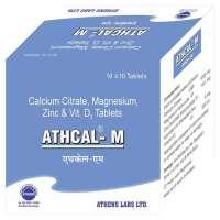 Athcal-M Tablet