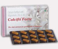 Calcifit Forte Tablet