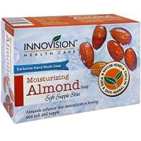 Innovision Almond Moisturizing Soap Pack of 2