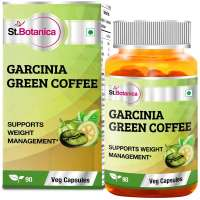 St.Botanica Garcinia  Green Coffee Capsule