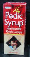 Pedic Syrup