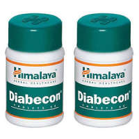 Himalaya Diabecon Tablet (Pack OF 2)