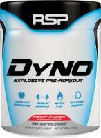 RSP Nutrition Dyno Explosive Pre-Workout Fruit Punch
