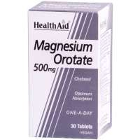 Healthaid Magnesium Orotate 500mg Tablet