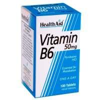 Healthaid Vitamin B6 50mg Tablet