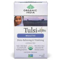Organic India Tulsi Mulethi Tea
