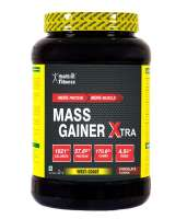 HealthVit Mass Gainer Xtra Powder Chocolate