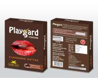Playgard Chocolate Condom