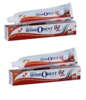 SBL Homeodent Tooth Paste Gel Pack of 2