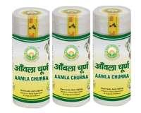 Basic Ayurveda Aamla Churna Pack of 3