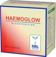 SBL Haemoglow Blood Purifier Capsule