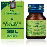 SBL Bio-Combination 6 Tablet