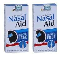 BAKSON'S Nasal Aid Spray Pack of 2