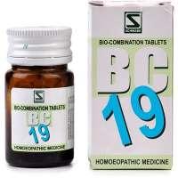 Dr Willmar Schwabe Biocombination 19 Tablet