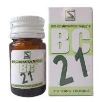 Dr Willmar Schwabe Biocombination 21 Tablet
