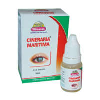 Wheezal Cineraria Martima Eye Drop