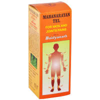 Baidyanath Mahanarayan Tel Pack of 2