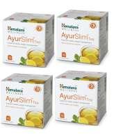 Himalaya Ayurslim Tea Pack of 4