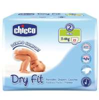 Chicco Diapers Dry Fitting Mini