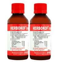Dr. Vaidya 'S Herbokof Syrup Pack of 2