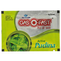 Gas O Fast Active Sachet Mint