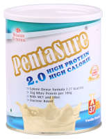 Pentasure 2.0 Powder Vanilla