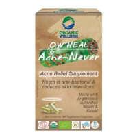 Organic Wellness OW'HEAL Acne-Never Capsule