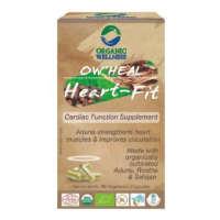Organic Wellness OW'HEAL Heart-Fit Capsule