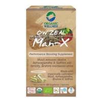 Organic Wellness OW'ZEAL Man-X Capsule