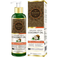 Morpheme Pure Organic Virgin Coconut Oil