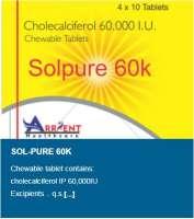 Solpure 60K Chewable Tablet