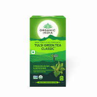Organic India Tulsi Green Tea Classic
