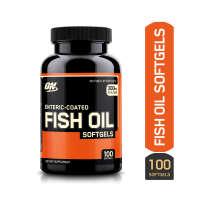 Optimum Nutrition (ON) Fish Oil 300mg Capsule