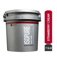 IsoPure Zero Carb Protein Powder Strawberry Cream