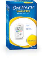 One Touch Verio Flex Glucometer  Kit