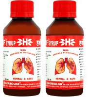Dr. Vaidya's Herbokof Syrup Pack of 2