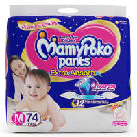 Mamy Poko Pants Extra Absorb Diaper M