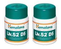 Himalaya Liv. 52 DS Tablet Pack of 2