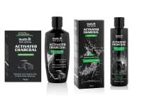 HealthVit Activated Charcoal Purifying Face & Body Care Kit